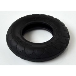 Outer tire for step