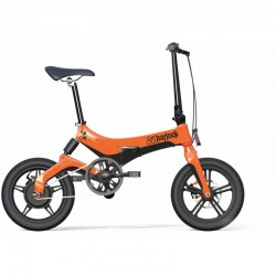 Harlock mini e-bike