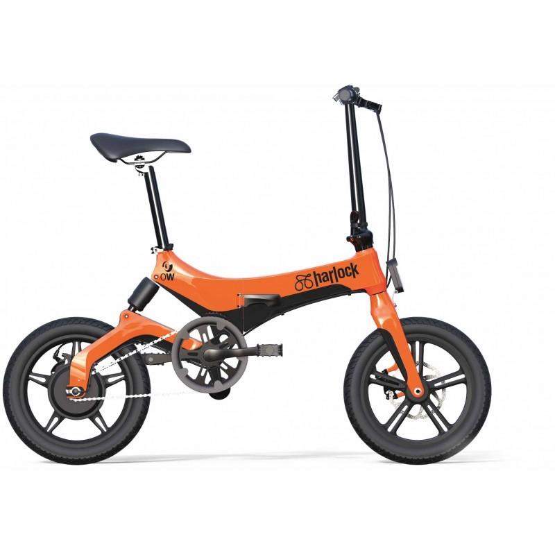 Harlock mini e-bike