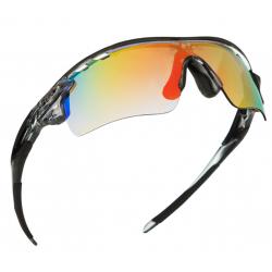 Sportbril met gepolariseerd...